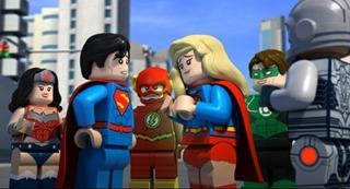 Supergirl in Justice League: Cosmic Clash