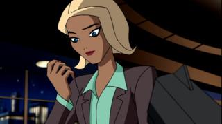 Mercy Graves in Superman: Doomsday