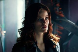 Tess Mercer in Smallville