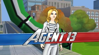 Agent 13 in Avengers Academy