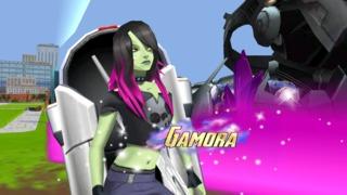 Gamora in Avengers Academy