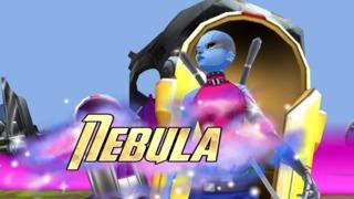 Nebula in Avengers Academy