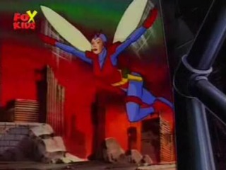 Wasp in X-Men: The Animated Series