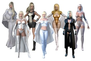 Emma Frost in Marvel Heroes