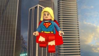 Supergirl in Lego Dimensions