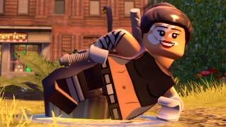 Echo in Lego Marvel´s Avenger