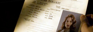 Peggy´s file in The Avengers