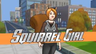 Squirrel Girl in Marvel Avengers Academy