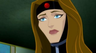 Alura in Superman: Unbound