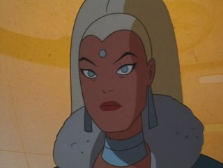 Kala In-Zee in Superman: The Animated Serie