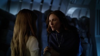 Kara and Alura in Supergirl (TV)