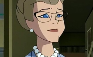 Martha Kent in Legion of Super-Heroes
