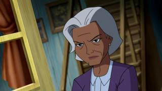 Martha Kent in Superman: Doomsday