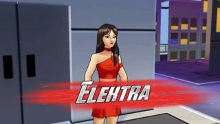 Elektra in Marvel Avengers Academy