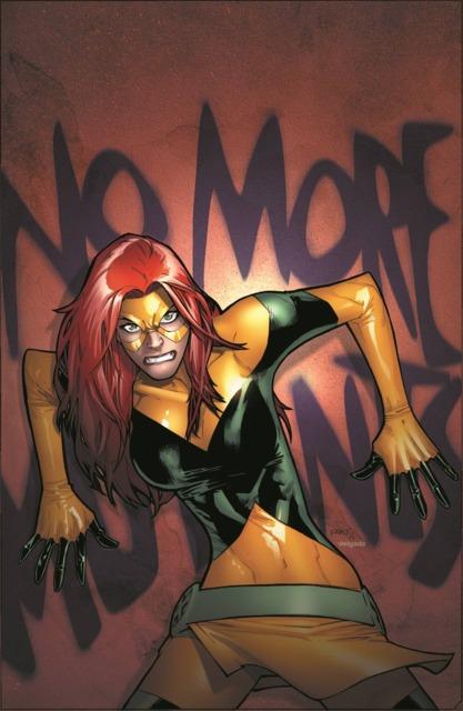 Jean Grey in Extraordinary X-men