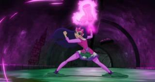 Star Sapphire in DC Super Hero Girls