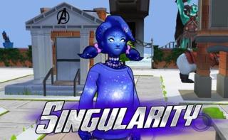 Singularity in Avengers Academy