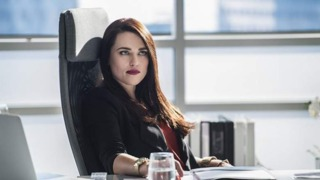 Lena Luthor in Supergirl