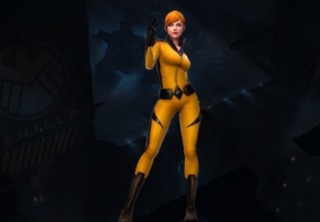 Crystal in Marvel Future Fight