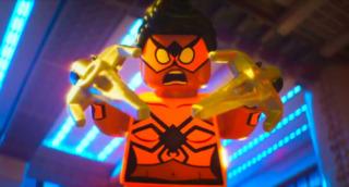 Tarantula in Lego Batman Movie