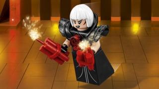 Magpie in Lego Batman Movie