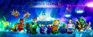 Justice League in Lego Batman Movie