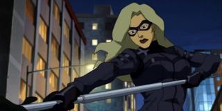 Black Canary in Vixen