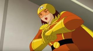 Stompa in DC Super Hero Girls