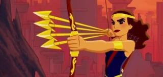 Artemiz in DC Super Hero High: Super Hero High