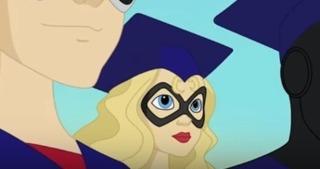 Black Canary in DC Super Hero Girls