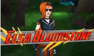 Elsa Bloodstone in Avengers Academy