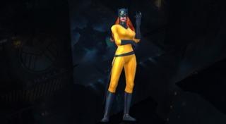 Hellcat in Marvel Future Fight