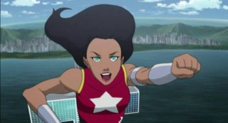 Donna in Teen Titans: The Judas Contract