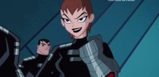 Faora in Justice League Action