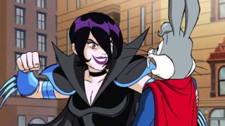 Faora in The Looney Tunes Show