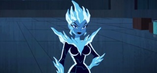 Killer Frost in Justice League Action