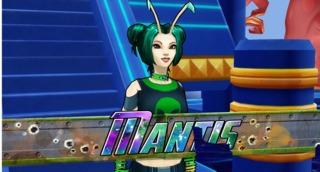 Mantis in Marvel Avengers Academy