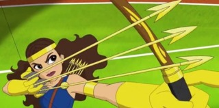 Artemiz in DC Super Hero Girls: Intergalactic Games