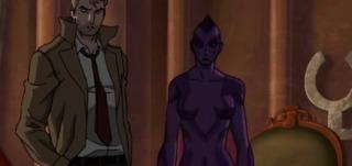Black Orchid in Justice League Dark.