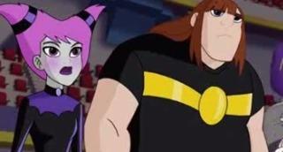 Jinx in DC Super Hero Girls: Intergalactic Games
