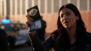 Floriana Lima as Maggie Sawyer in Supergirl