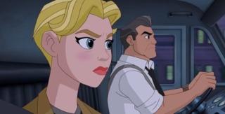 Maggie Sawyer in DC Super Hero Girls: Intergalactic Games