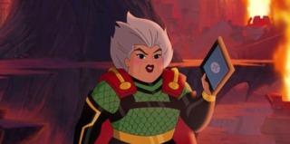 Granny Goodness in DC Super Hero Girls: Intergalactic Games