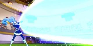 Killer Frost in DC Super Hero Girls: Intergalactic Games