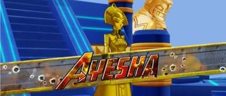 Ayesha in Avengers Academy.