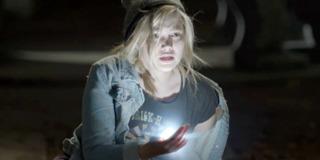 Olivia Holt as Tandy in Cloak & Dagger