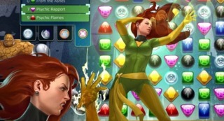 Phoenix in Marvel Puzzle Quest