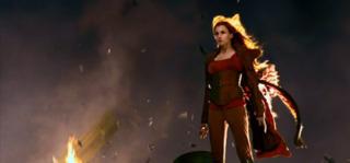 Jean as Dark Phoenix
