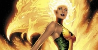 Jean Grey in X-men: The End