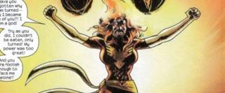 Zombie Phoenix
